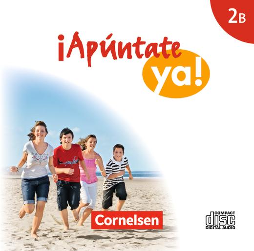 ¡Apúntate! - 2 Audio-CDs - Band 2B
