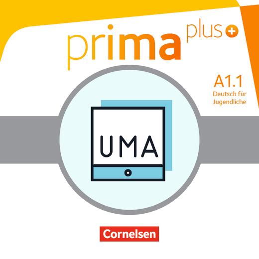 Prima plus - Unterrichtsmanager - Vollversion - online und als Download - A1: Band 1