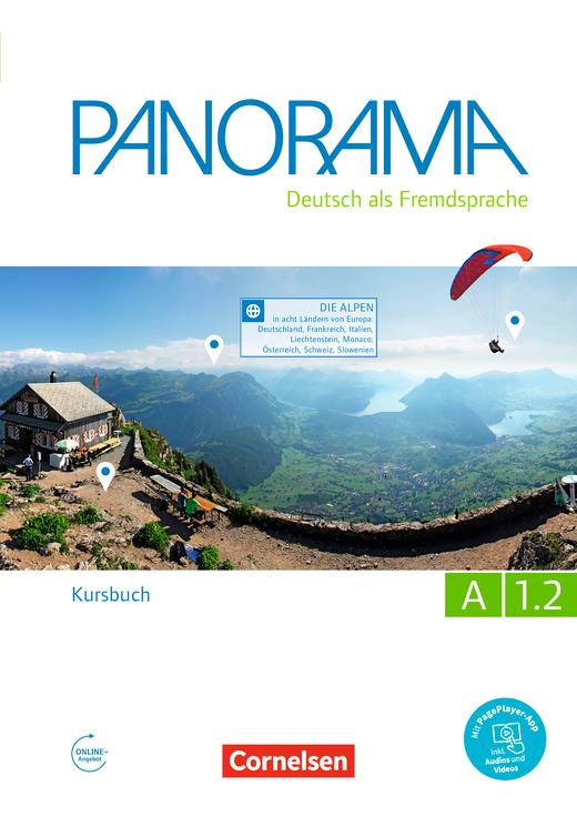 Panorama - Kursbuch - A1: Teilband 2