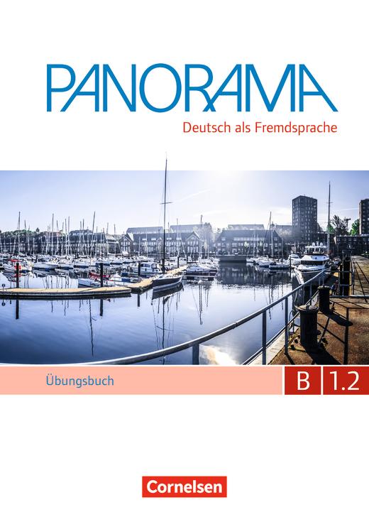 Panorama - Übungsbuch DaF mit Audio-CD - B1: Teilband 2