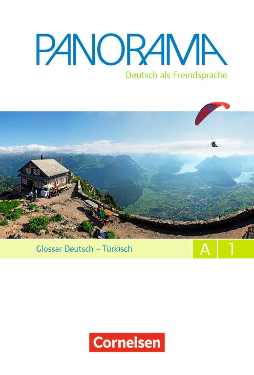 Panorama - Glossar Deutsch-Türkisch - A1: Gesamtband