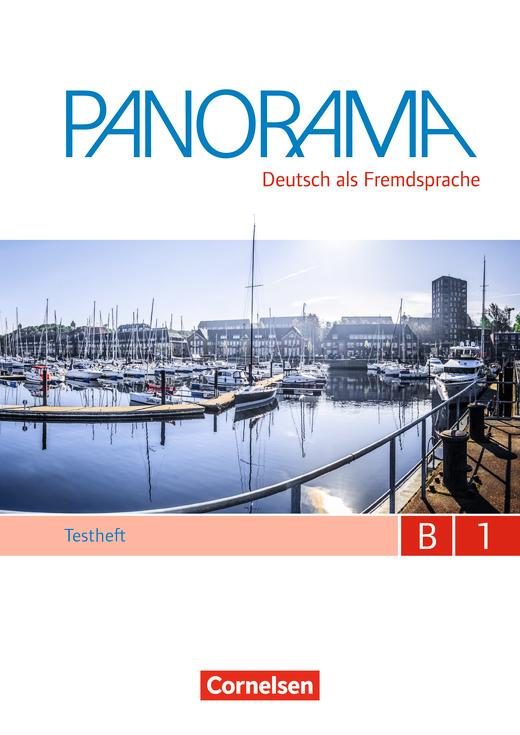Panorama - Testheft B1 - B1: Gesamtband