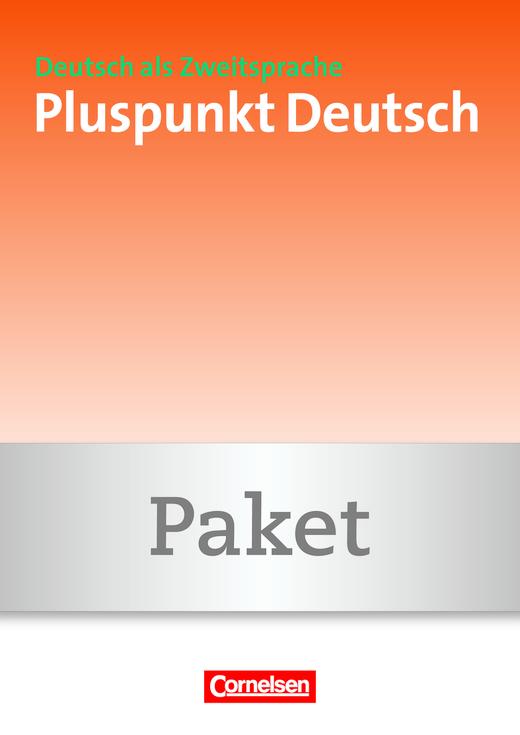 Pluspunkt Deutsch - Kursbuch und Arbeitsbuch mit CD - B1: Gesamtband