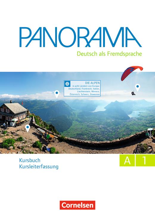 Panorama - Kursbuch - Kursleiterfassung - A1: Gesamtband
