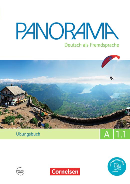 Panorama - Übungsbuch DaF mit Audio-CD - A1: Teilband 1