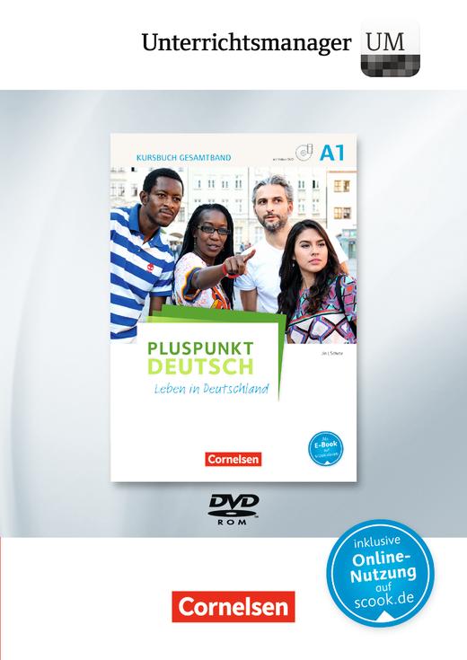 Pluspunkt Deutsch - Leben in Deutschland - Unterrichtsmanager - Vollversion auf DVD-ROM - A1: Gesamtband
