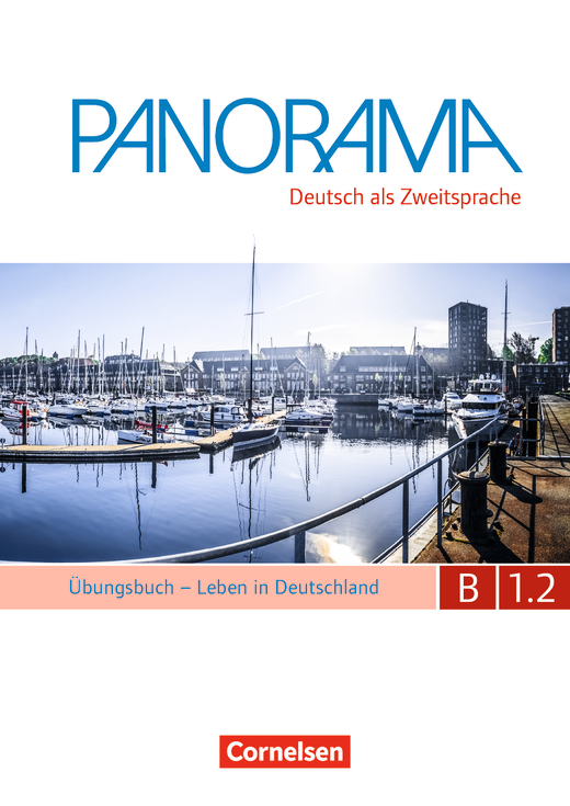Panorama - Übungsbuch DaZ mit Audio-CD - B1: Teilband 2