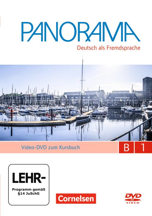 Panorama - Video-DVD - B1: Gesamtband