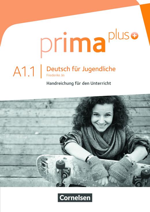 Prima plus - Handreichungen für den Unterricht - A1: Band 1