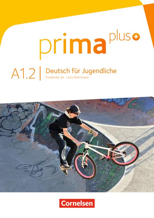 Prima plus - Schülerbuch - A1: Band 2