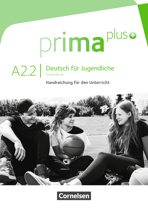 Prima plus - Handreichungen für den Unterricht - A2: Band 2
