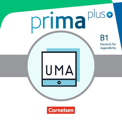 Prima plus - Unterrichtsmanager - Vollversion - online und als Download - B1: Gesamtband