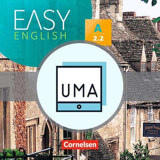 Easy English - Unterrichtsmanager - Vollversion - online und als Download - A2: Band 2