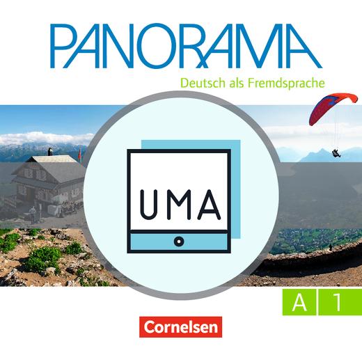 Panorama - Unterrichtsmanager - Vollversion - online und als Download - A1: Gesamtband