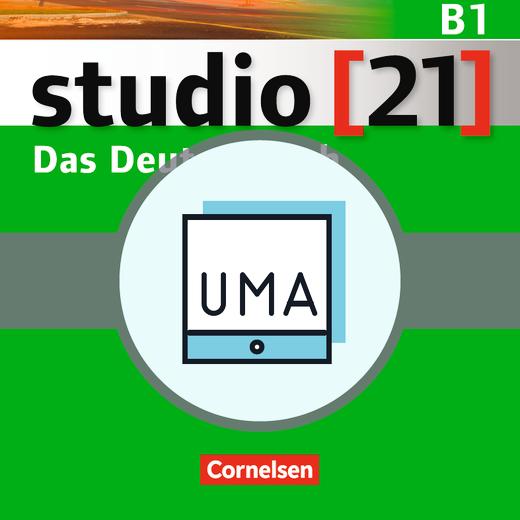 Studio [21] - Unterrichtsmanager - Vollversion - online und als Download - B1: Gesamtband