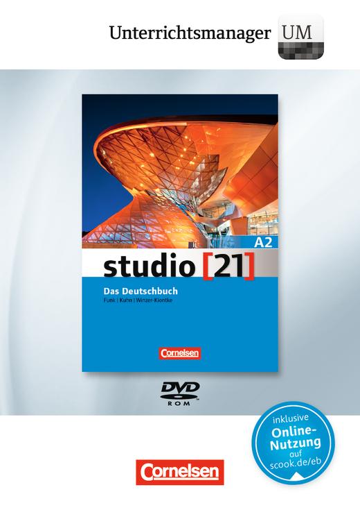 Studio [21] - Unterrichtsmanager - Vollversion auf DVD-ROM - A2: Gesamtband