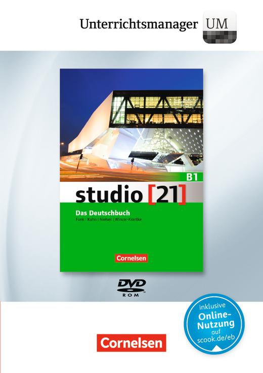 Studio [21] - Unterrichtsmanager - Vollversion auf DVD-ROM - B1: Gesamtband
