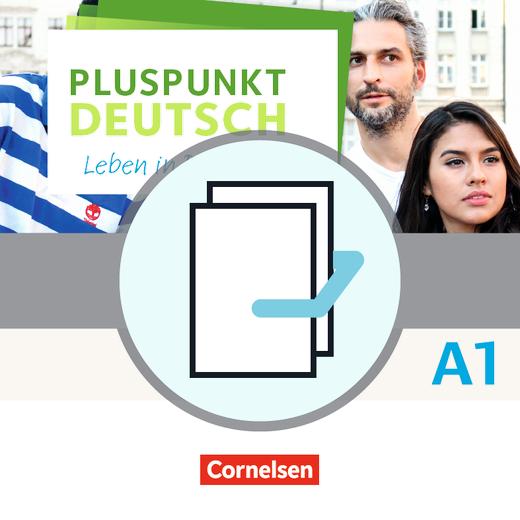 Pluspunkt Deutsch - Leben in Deutschland - Arbeitsbuch und Kursbuch (2. Ausgabe) - A1: Gesamtband
