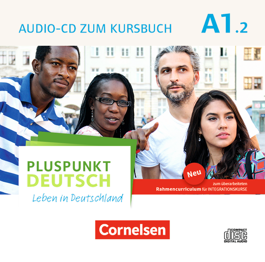 Pluspunkt Deutsch - Leben in Deutschland - Audio-CD zum Kursbuch  (2. Ausgabe) - A1: Teilband 2