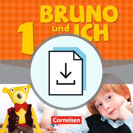 Bruno und ich - Handreichungen zum Unterricht als Download - Band 1