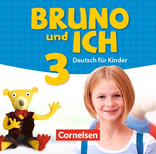 Bruno und ich - Audio-CD - Band 3