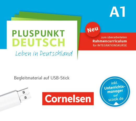 Pluspunkt Deutsch - Leben in Deutschland - Begleitmaterial auf USB-Stick (2. Ausgabe) - A1: Gesamtband