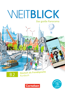 Weitblick - Kursbuch - B2: Gesamtband