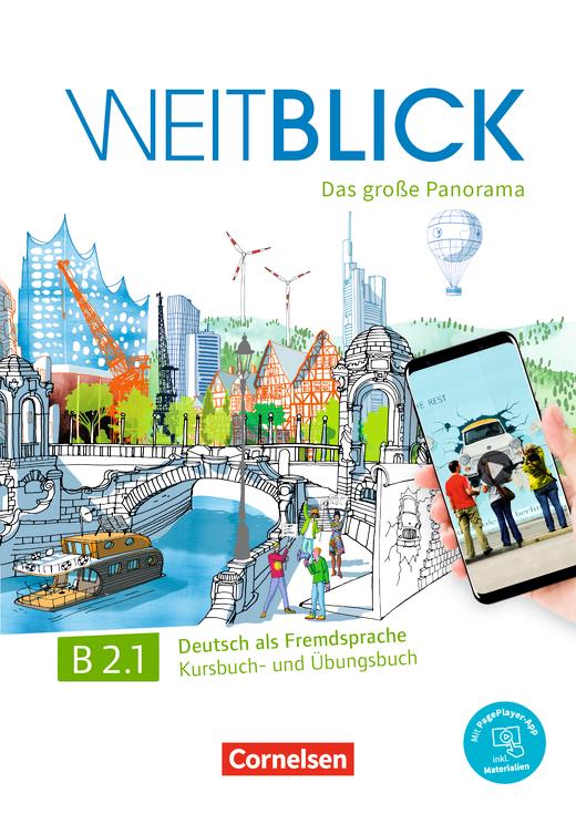 Weitblick - Kurs- und Übungsbuch - B2: Band 1