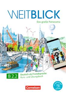Weitblick - Kurs- und Übungsbuch - B2: Band 2