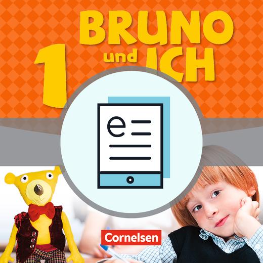 Bruno und ich - Schülerbuch als E-Book - Band 1