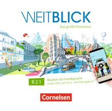 Weitblick - Audio-CD - B2: Band 1