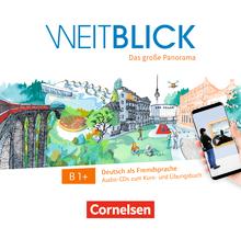 Weitblick - Audio-CDs - B1+