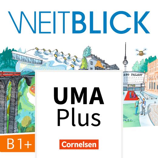 Weitblick - Unterrichtsmanager Plus online - B1+