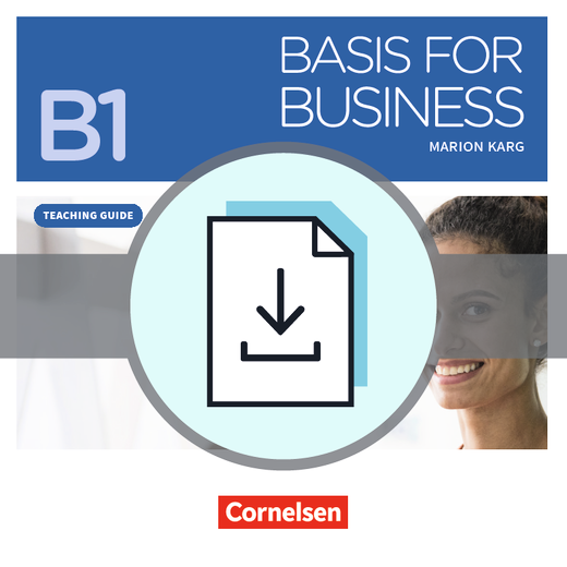 Basis for Business - Teaching Guide als Download - B1
