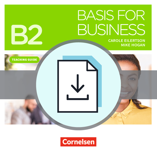 Basis for Business - Teaching Guide als Download - B2