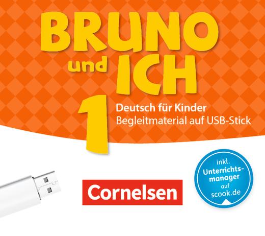 Bruno und ich - Begleitmaterial auf USB-Stick - Band 1