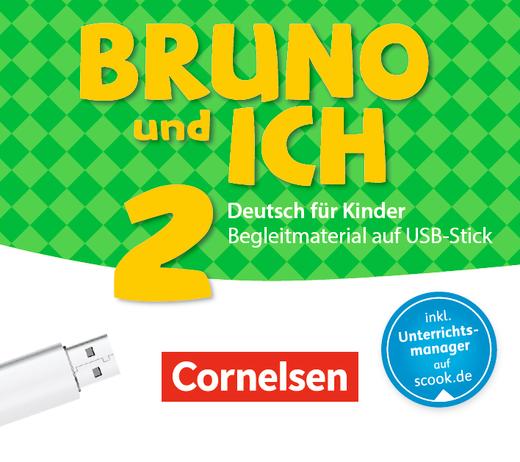 Bruno und ich - Begleitmaterial auf USB-Stick - Band 2