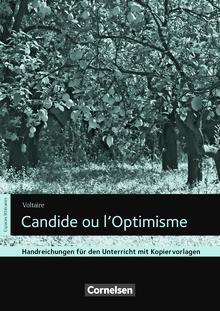 Espaces littéraires - Candide - Handreichungen für den Unterricht - B2
