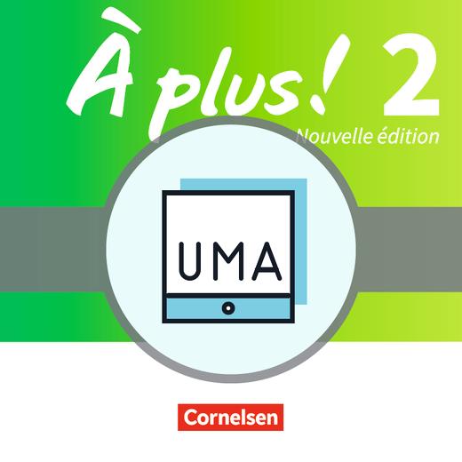 À plus ! - Unterrichtsmanager Zusatzmodul - Ergänzende Dateien zur Vollversion - Grammatikheft - online und als Download - Band 2