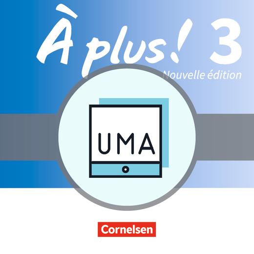 À plus ! - Unterrichtsmanager Zusatzmodul - Ergänzende Dateien zur Vollversion - Folien für den Unterricht - online und als Download - Band 3
