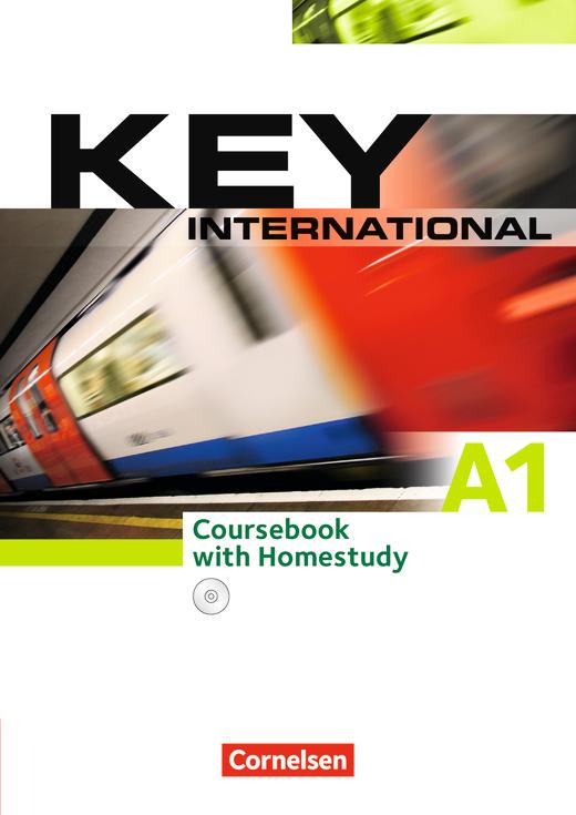 Key - Kursbuch mit CDs - A1