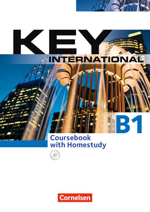 Key - Kursbuch mit CDs - B1
