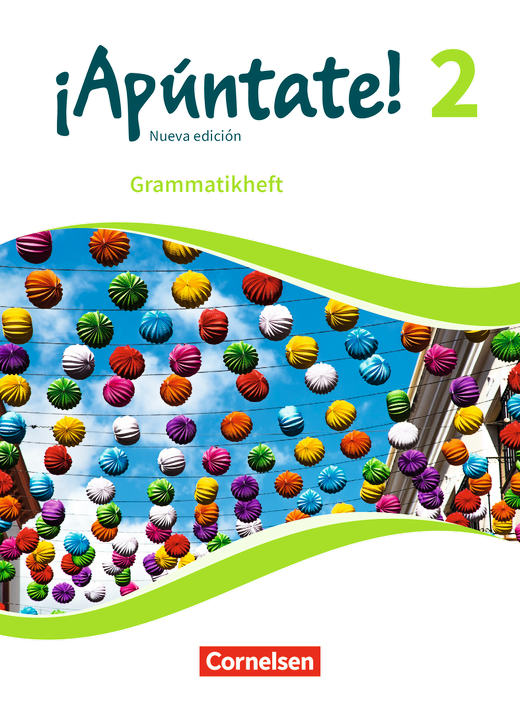 ¡Apúntate! - Grammatikheft - Band 2