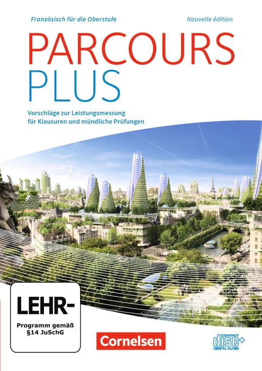 Parcours plus - Klausurvorschläge - Dossier 1-8 - CD-Extra