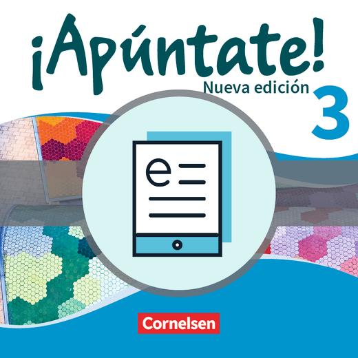 ¡Apúntate! - Schülerbuch als E-Book - Band 3