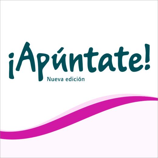 ¡Apúntate! - Vokabeltrainer-App: Wortschatztraining - Band 4
