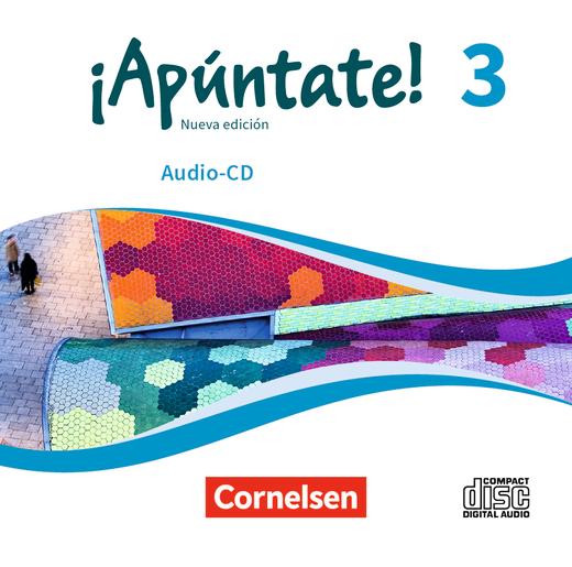 ¡Apúntate! - Audio-CDs - Band 3