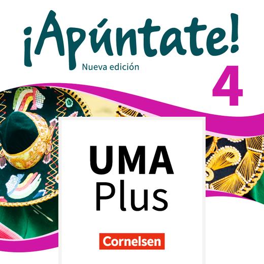 ¡Apúntate! - Unterrichtsmanager Plus online - Band 4