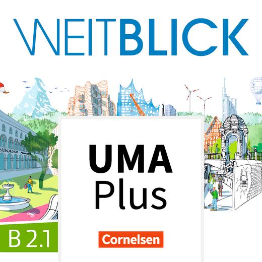 Weitblick - Unterrichtsmanager Plus online - B2: Band 1