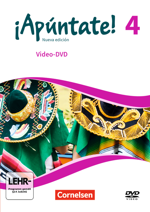 ¡Apúntate! - Video-DVD - Band 4